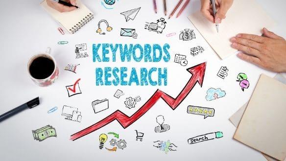 ricerca parole chiave per blog turistico