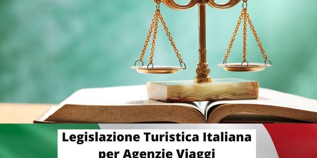 Legislazione turistica italiana