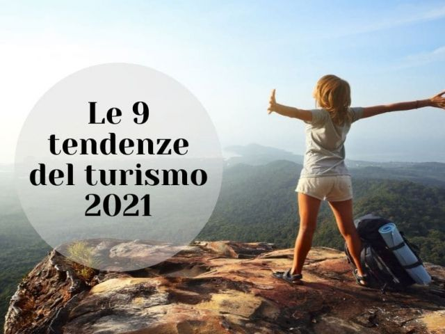 Nuove tendenze del turismo