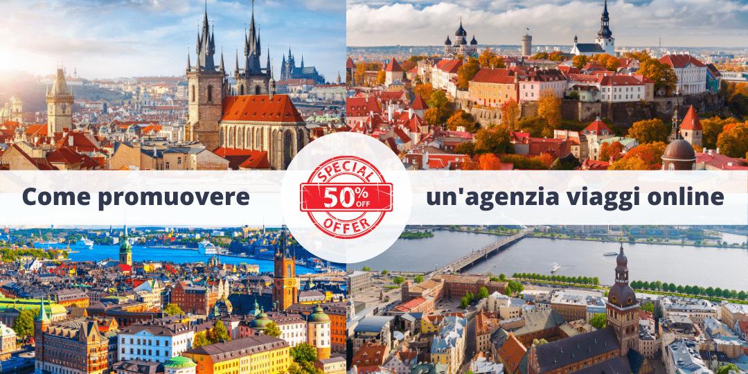 Come promuovere un'agenzia di viaggi online